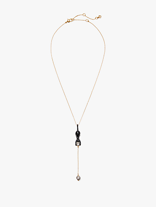 house cat y necklace by kate spade new york non-hover view