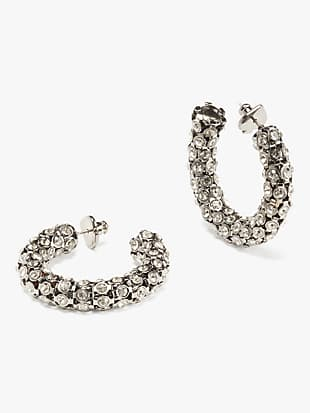adore-ables hoops by kate spade new york non-hover view