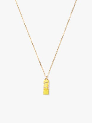 taxi! pendant by kate spade new york non-hover view