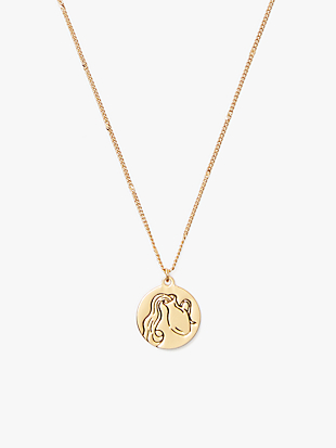 in the stars aquarius pendant by kate spade new york non-hover view