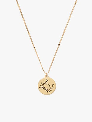 in the stars cancer pendant by kate spade new york non-hover view