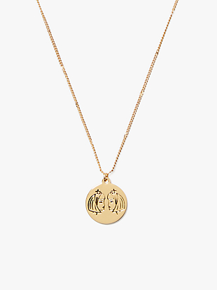in the stars gemini pendant by kate spade new york non-hover view