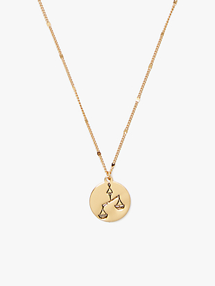 in the stars libra pendant by kate spade new york non-hover view
