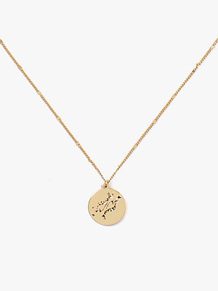 in the stars pisces pendant by kate spade new york non-hover view