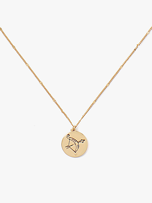 in the stars sagittarius pendant by kate spade new york non-hover view