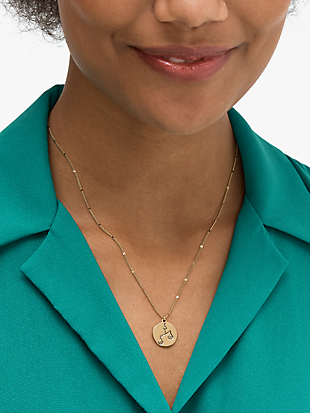 in the stars taurus pendant by kate spade new york hover view