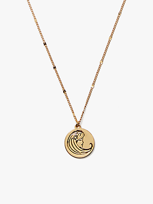 in the stars virgo pendant by kate spade new york non-hover view
