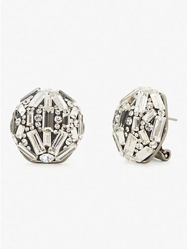 brilliant statements baguette statement studs, , rr_productgrid