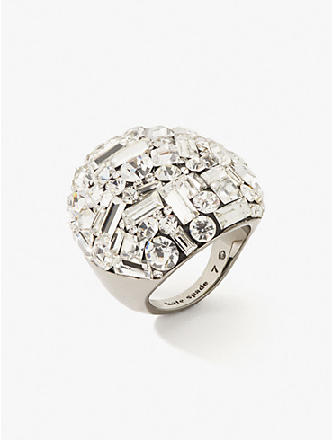 brilliant statements mixed baguette ring, , rr_productgrid