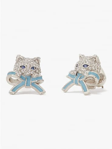 pretty kitty pavé studs, , rr_productgrid