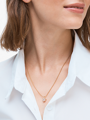 something sparkly star mini pendant by kate spade new york non-hover view
