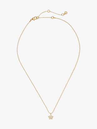 something sparkly star mini pendant by kate spade new york hover view
