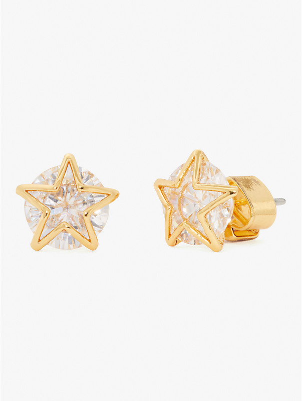 something sparkly star studs, , rr_large