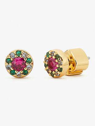 something sparkly pavé studs by kate spade new york non-hover view