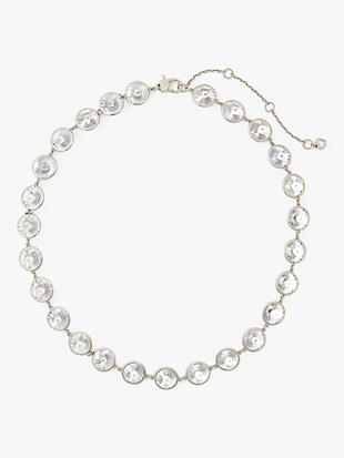 sparkling chandelier short necklace by kate spade new york non-hover view