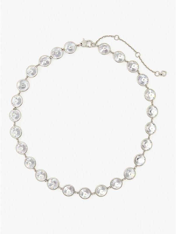 sparkling chandelier short necklace, , rr_large