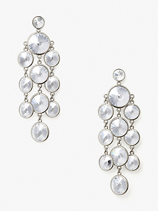 sparkling chandelier earrings by kate spade new york non-hover view