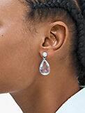sparkling chandelier drop earrings, , s7productThumbnail