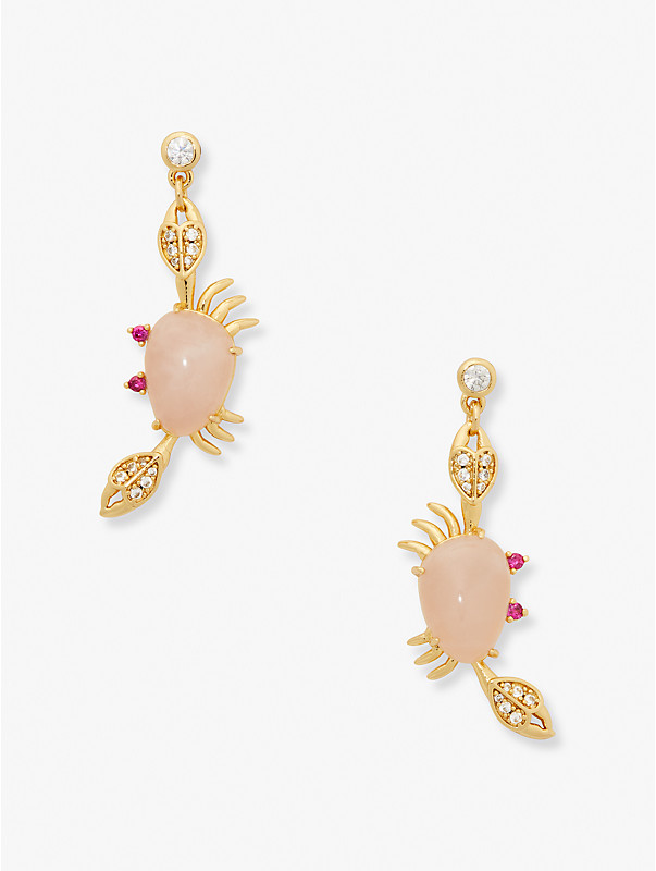 sea star crab drop earrings, , rr_large