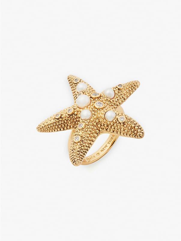 sea star starfish ring, , rr_large