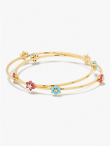 myosotis flower bangle set, , rr_productgrid