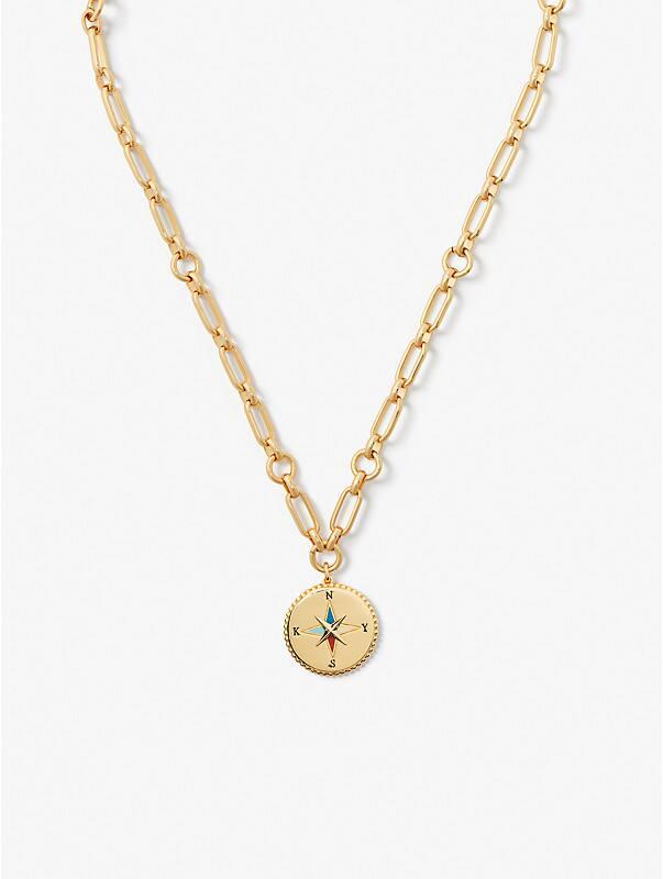 My Medallion Compass Anhänger, , rr_large