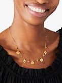 my medallion charm necklace, , s7productThumbnail