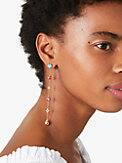 nature walk ladybug linear earrings, , s7productThumbnail