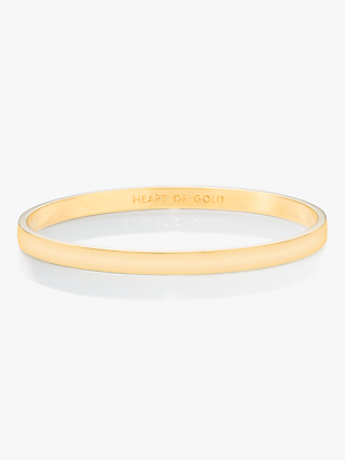 HEART OF GOLD - SOLID by kate spade new york non-hover view