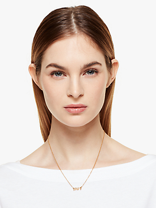 MRS. NECKLACE by kate spade new york hover view