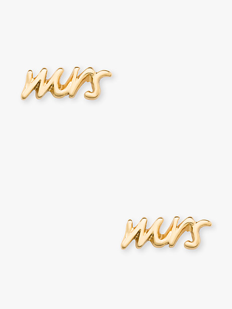 MRS. STUDS by kate spade new york