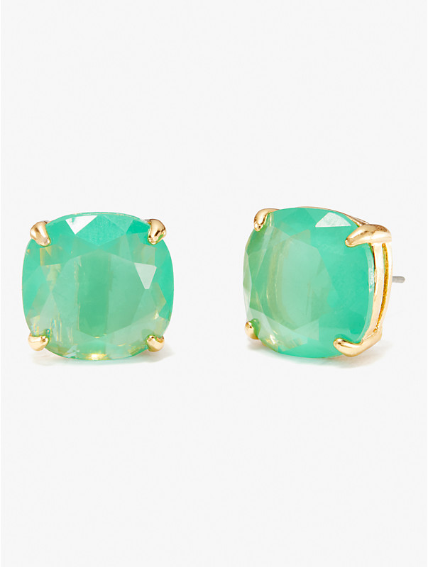 kate spade earrings small square studs, , rr_large