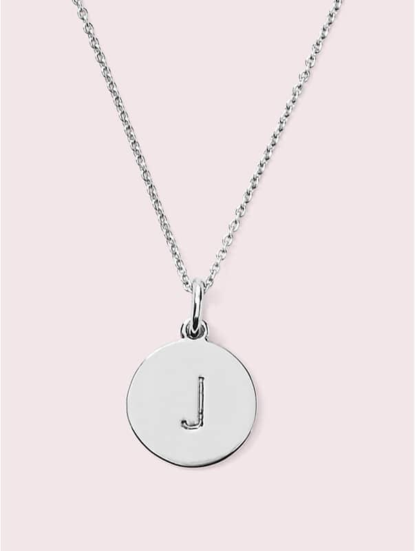 """""""J""""-Anhänger aus Silber, , rr_large"""