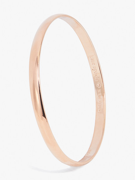 stop and smell the roses idiom bangle by kate spade new york