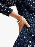 find the silver lining idiom bangle, , s7productThumbnail