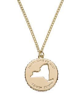 state of mind pendant, NY, medium
