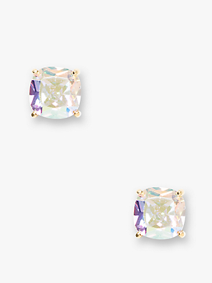 kate spade earrings mini small square studs by kate spade new york non-hover view