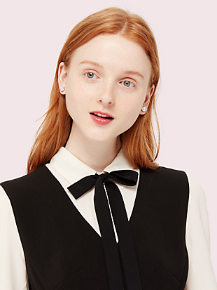 rise and shine small studs by kate spade new york hover view