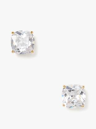 mini small square studs by kate spade new york non-hover view