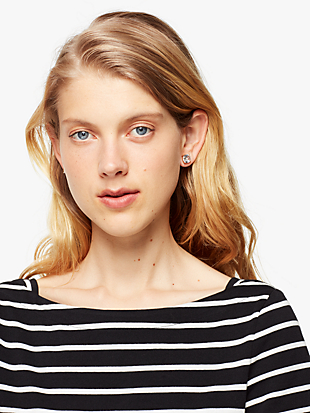 mini small square studs by kate spade new york hover view