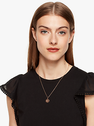 initial pendant by kate spade new york hover view