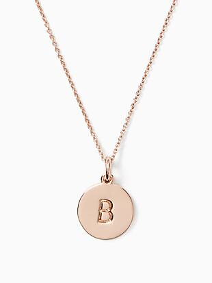 initial pendant by kate spade new york non-hover view