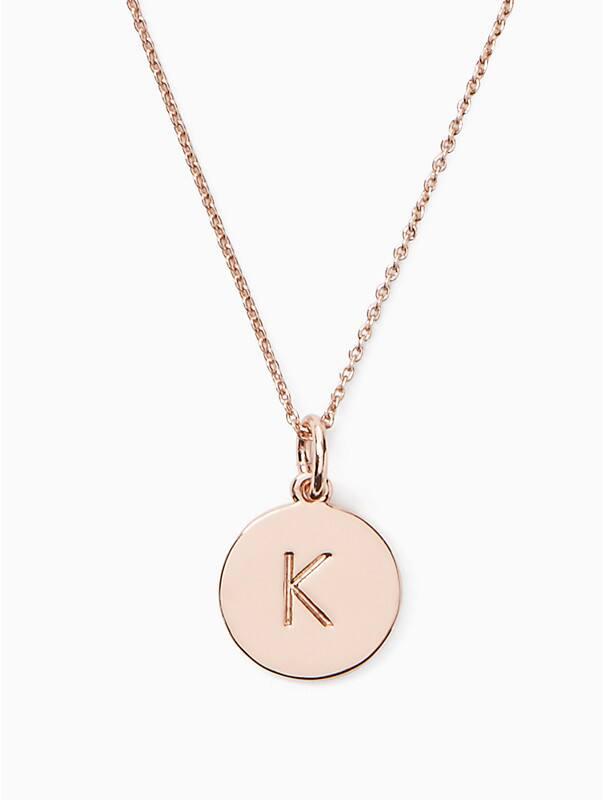 "Halskette mit Initiale ""K"", , rr_large"