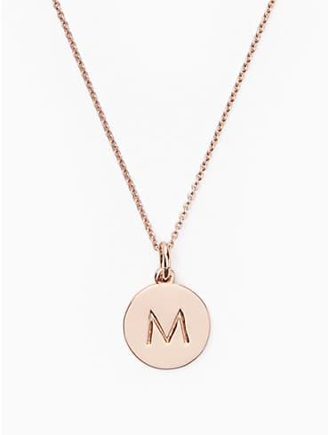 """Halskette mit Initiale """"M"""", , rr_productgrid"""
