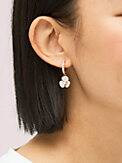 disco pansy drop earrings, , s7productThumbnail