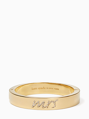 her day to shine mrs. bangle by kate spade new york non-hover view