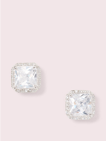 save the date pave princess cut studs, , rr_productgrid