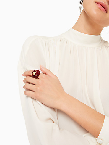 DASHING BEAUTY APPLE RING, , rr_productgrid