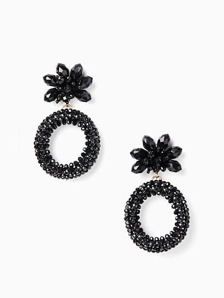 full flourish hoop earrings by kate spade new york