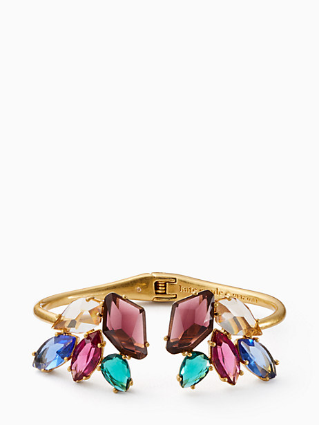 rock it open hinged cuff by kate spade new york